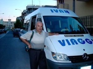 Ivan Viaggi on Tour